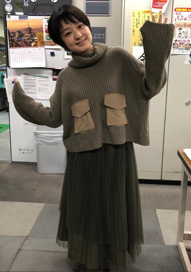 藤林温子アナ